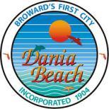 Dania Beach logo